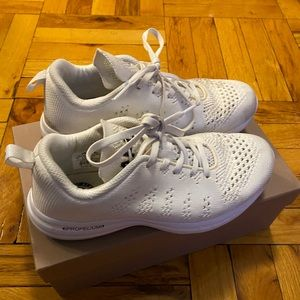 APL White TechLoom Pro Sneakers